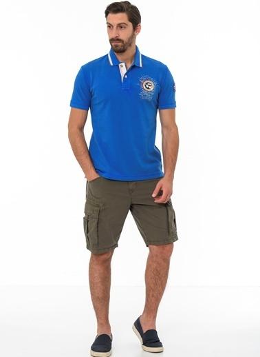 Napapijri Polo Yaka Tişört Renkli
